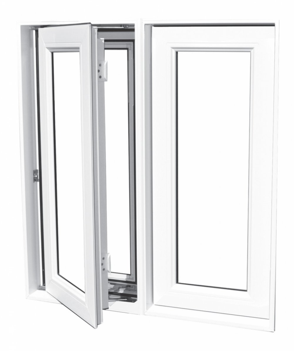 Baviere Series Casement And Awning Window Pvc Windows